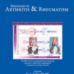 Iconographie du Seminars Arthritis and Rheumatism