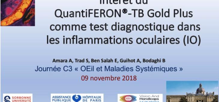 Intérêt du QuantiFERON-TB Gold Plus